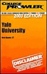 College Prowler Yale University (College prowler Guidebooks) - Hem Wadhar