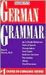 German Grammar (Barron's Grammar) - Paul G. Graves