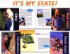 It's My State Set 9 - Benchmark Books, Ann Gaines, Ruth Bjorklund, Rick Petreycik
