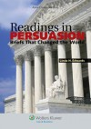 Readings in Persuasion: Briefs That Changed the World - Edwards, Linda H. Edwards