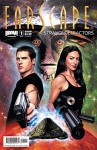 Farscape Vol. 2: Strange Detractors #1: Preview (Farscape: Strange Detractors) - Keith DeCandido, Rockne O'Bannon, Dennis Calero, Joe Corroney, Will Sliney