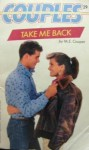 Take Me Back - M.E. Cooper