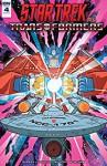 Star Trek vs. Transformers #4 (of 5) - John Barber, Mike Johnson