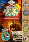 The Rip-Roaring Mystery on the African Safari (Around the World in 80 Mysteries) - Carole Marsh
