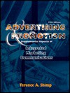 Advertising Promotion: And Supplemental Aspects of Integrated Marketing Communications - Terence A. Shimp