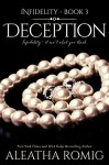 Deception (Infidelity Book 3) - Aleatha Romig, Books By Design, Lisa Aurello