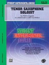 Student Instrumental Course Drum Soloist: Level I (Solo Book) - Sandy Feldstein, Fred Weber