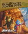 Charlie and Trike in the Grand Canyon Adventure - Ken Ham, Karen Hansel