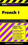 CliffsQuickReview: French I - Gail Stein