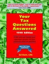 Your Tax Questions Answered - Ed Slott