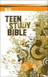 Teen Study Bible - Anonymous, Lawrence O. Richards, Sue W. Richards