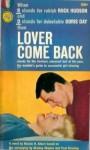 Lover Come Back - Marvin H. Albert