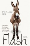 Flash: The Homeless Donkey Who Taught Me about Life, Faith, and Second Chances - Rachel Anne Ridge, Priscilla Shirer