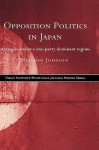 Opposition Politics in Japan: Strategies Under a One-Party Dominant Regime - Stephen Johnson, Anthony Smith, John Hutchinson