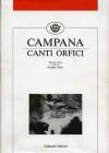 Canti orfici - Dino Campana, Giorgio Grillo