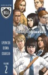 Morning Glories Deluxe Volume 2 HC (Morning Glories Deluxe Edition) - Nick Spencer, Joe Eisma