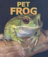 Pet Frog - Robin Nelson