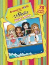 Around the World with the Lil' Bratz [With 75 Reusable Stickers] - Grosset & Dunlap Inc.