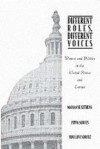 Different Roles, Different Voices: Women and Politics in the United States and Europe - Pippa Norris