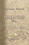 History of Greece: Volume 1 - George Grote