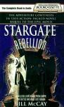 Stargate Rebellion - Bill McCay, David Fox