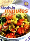 Meals in Minutes: From the Home Library Test Kitchen - Cole's Home Library
