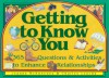 Getting to Know You - Jeanne McSweeney, Charles Leocha