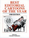 Best Editorial Cartoons of the Year: 1988 Edition - Charles Brooks