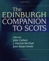 The Edinburgh Companion to Scots - John Corbett, Derrick McClure, Jane Stuart-Smith