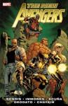 The New Avengers, Volume 2 - Brian Michael Bendis, Stuart Immonen, Mike Deodato Jr., Howard Chaykin