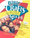 Bible Crafts & More for Ages 4-8 - Nancy I. Sanders