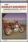 Harley-Davidson Sportster Evolution, 1991-1994 - Ron Wright