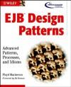 Ejb Design Patterns - Floyd Marinescu, Ed Roman