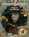 Rage of Rakasta: Dungeons and Dragons Game Module - William W. Connors