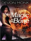 Magic to the Bone - Devon Monk, Emily Durante