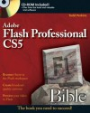 Flash Professional CS5 Bible - Todd Perkins