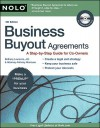 Business Buyout Agreements: Plan Now for Retirement, Death, Divorce or Owner Disagreements - Bethany Laurence, Anthony A. Mancuso, Anthony Mancuso