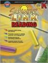 Summer Link Reading, Preschool-Kindergarten - School Specialty Publishing, Vincent Douglas