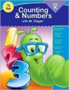 Counting & Numbers with Mr. Wiggle, Grade K - School Specialty Publishing
