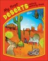 My First Deserts Nature Activity Book - James Kavanagh, Raymond Leung