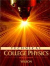 Technical College Physics - Jerry D. Wilson
