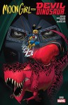 Moon Girl and Devil Dinosaur (2015-) #18 - Amy Reeder, Brandon Montclare, Amy Reeder, Natacha Bustos