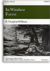 In Windsor Forest: Satb Vocal Score - Ralph Vaughan Williams