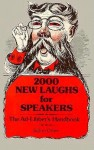 Two Thousand New Laughs for Speakers - Bob Orben, Robert Orben