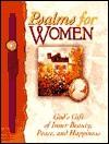 Psalms for Women: God's Gift of Joy and Encouragement - Honor Books, Margaret Jean Langstaff