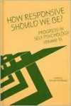 How Responsive Should We Be?, Vol. 16 - Arnold Goldberg