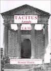 Tacitus: Annals V and VI - Ronald Martin