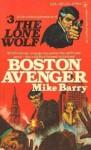 Boston Avenger - Mike Barry