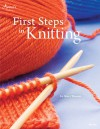First Steps in Knitting - DRG Publishing, DRG Publishing