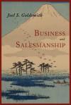 Business and Salesmanship - Joel S. Goldsmith